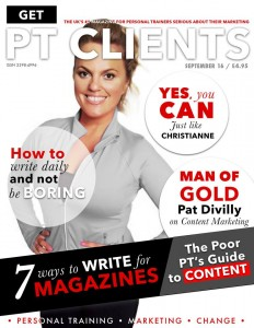 nicola joyce copywriter get pt clients interview