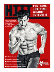 French HIIT FC Muscle & Fitness books Nicola Joyce